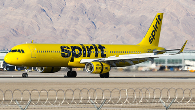N681NK - Airbus A321-231 - Spirit Airlines