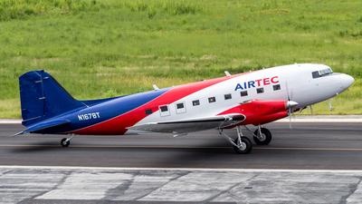 N167BT - Basler BT-67 - Airtec
