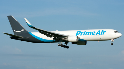 N1373A - Boeing 767-31K(ER)(BDSF) - Amazon Prime Air (Atlas Air)