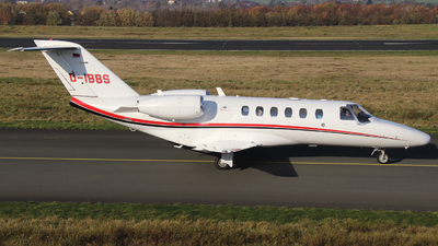 D-IBBS - Cessna 525A CitationJet 2 - Private