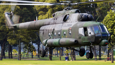EJC-3382 - Mil Mi-17-1V Hip - Colombia - Army
