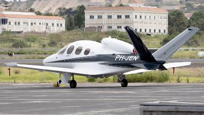 PH-JEN - Cirrus Vision SF50 G2 - Private
