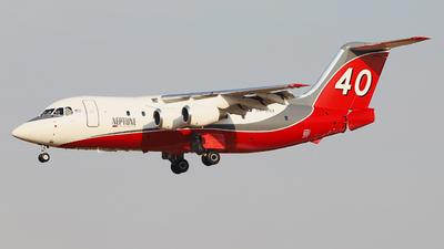 A picture of N470NA - BAe 146200A - [E2049] - © Filip Kapera