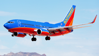 N275WN - Boeing 737-7H4 - Southwest Airlines