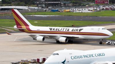 N782CK - Boeing 747-4HQERF - Kalitta Air