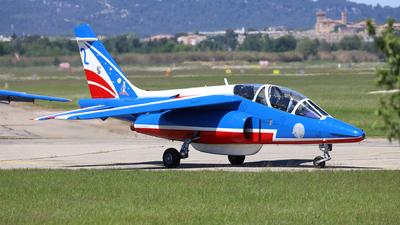 E20 - Dassault-Breguet-Dornier Alpha Jet E - France - Air Force