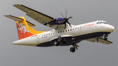 A5-JNW - ATR 42-600 - Druk Air - Royal Bhutan Airlines