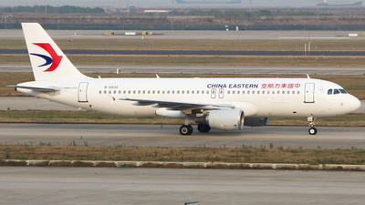 B-6830 - Airbus A320-214 - China Eastern Airlines