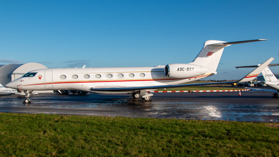 A9C-BAH - Gulfstream G650 - Bahrain - Royal Flight