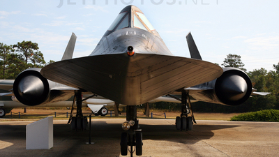 61-7959 - Lockheed SR-71A Blackbird - United States - US Air Force (USAF)