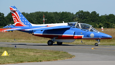 E127 - Dassault-Breguet-Dornier Alpha Jet E - France - Air Force