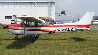 A picture of OKALZ - Cessna 172RG Cutlass RG - [172RG0802] - © Václav Kudela