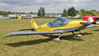 D-MQAC - SG Aviation Storm 400 - Private