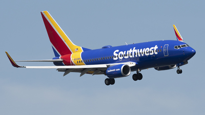 N936WN - Boeing 737-7H4 - Southwest Airlines