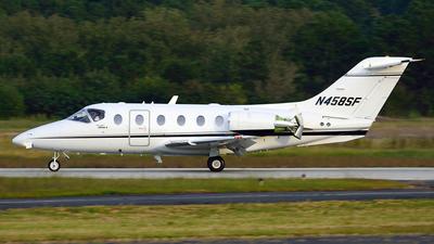 N458SF - Beechcraft 400A Beechjet - Secure Air Charter