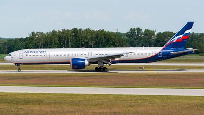 A picture of VPBHA - Boeing 7773M0(ER) - Aeroflot - © Michael Baumert