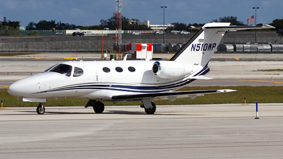 N510WP - Cessna 510 Citation Mustang - Private