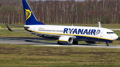 SP-RKA - Boeing 737-8AS - Ryanair Sun