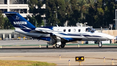 N460RM - Cessna Citation M2 - Private