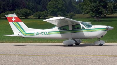 HB-CXA - Cessna 177B Cardinal - Private