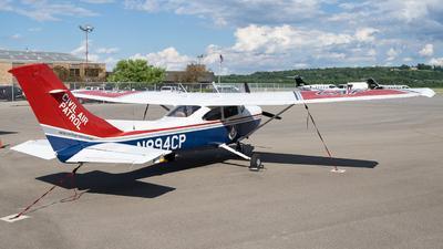 A picture of N894CP - Cessna 182T Skylane - Civil Air Patrol - © Jake Simpson