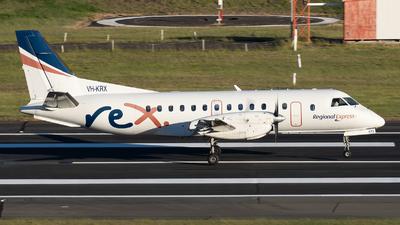 VH-KRX - Saab 340B - Regional Express (REX)