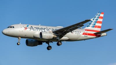 N708UW - Airbus A319-112 - American Airlines