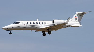 OE-GXX - Bombardier Learjet 40 - Private