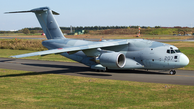 88-1207 - Kawasaki C-2 - Japan - Air Self Defence Force (JASDF)