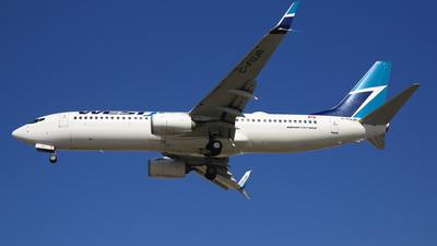 C-FUJR - Boeing 737-8CT - WestJet Airlines