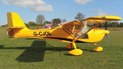 G-CJOL - Aeropro Eurofox - Private