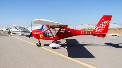 EC-FH8 - Aeroprakt A22L Foxbat - Private