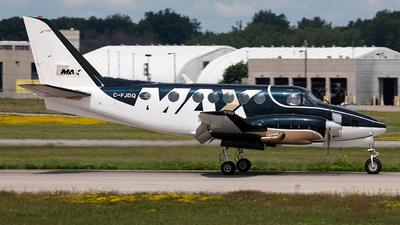 C-FJDQ - Beechcraft B100 King Air - Max Aviation