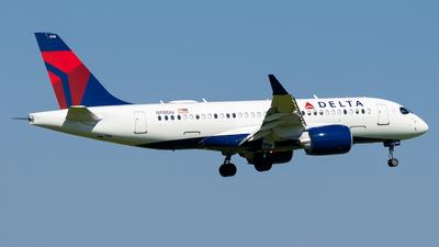 N118DU - Airbus A220-171 - Delta Air Lines