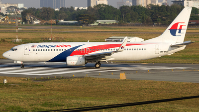 A picture of 9MMSB - Boeing 7378H6 - Malaysia Airlines - © chuongkimphong