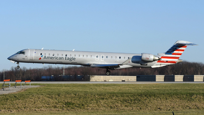 A picture of N600NN - Mitsubishi CRJ900LR - American Airlines - © DJ Reed - OPShots Photo Team
