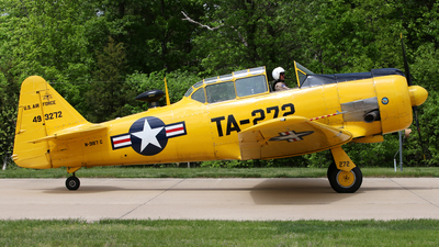 N3167G - North American T-6G Texan - Private