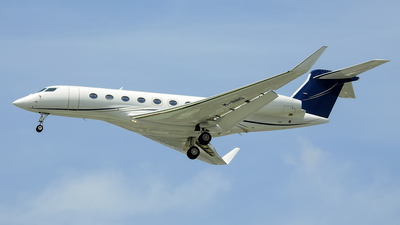 M-INNS - Gulfstream G650 - Private