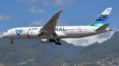 F-OLRC - Boeing 787-8 Dreamliner - Air Austral