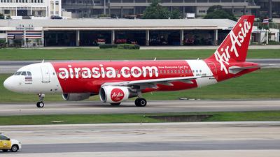 HS-ABP - Airbus A320-216 - Thai AirAsia