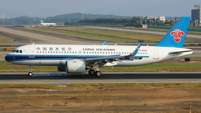 B-8545 - Airbus A320-271N - China Southern Airlines