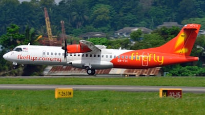 A picture of 9MFIH - ATR 72600 - [1285] - © flee