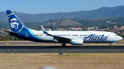 A picture of N596AS - Boeing 737890 - Alaska Airlines - © RAFAEL FERNANDEZ ABARCA