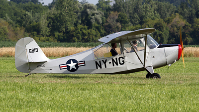 N3033E - Aeronca 7AC Champion - Private