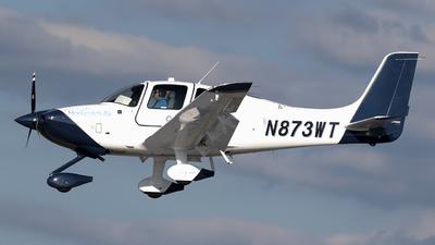 N873WT - Cirrus SR20-G6 - Hopscotch Air