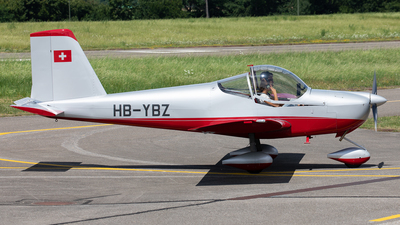 HB-YBZ - Vans RV-12 - Private