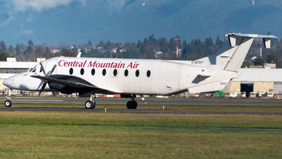 A picture of CGFSV - Beech 1900D - Central Mountain Air - © Michal Mendyk