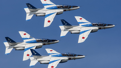46-5731 - Kawasaki T-4 - Japan - Air Self Defence Force (JASDF)
