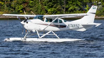N7485Q - Cessna TU206F Turbo Stationair - Private