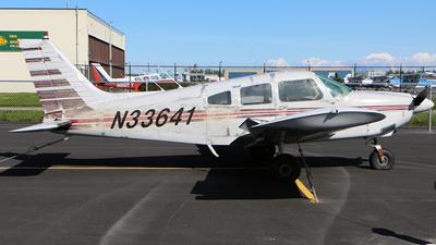 N33641 - Piper PA-28-180 Cherokee - Private